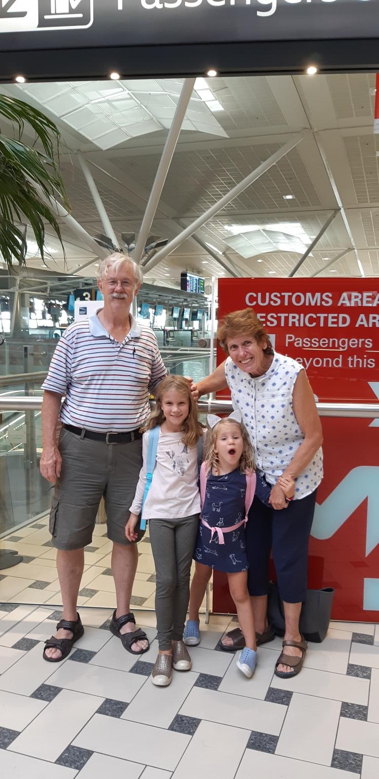 brisbane airport, brisbane to wellington